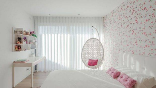 Cool Hanging Chairs Teenagers Rooms