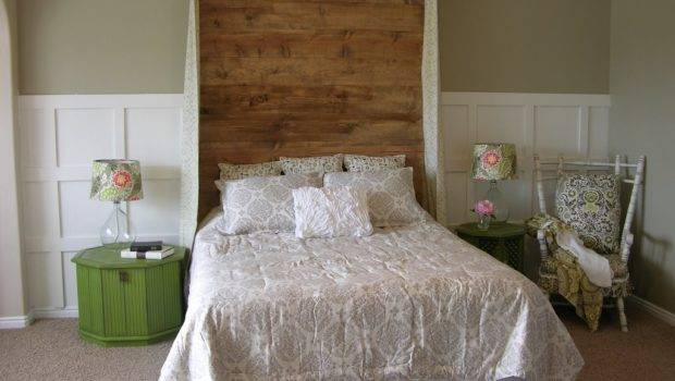 Cool Headboard Interesting Things Pinterest