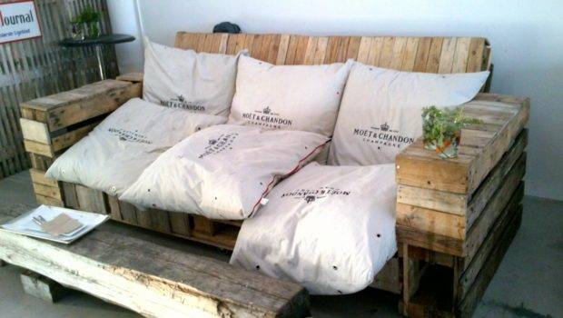 Cool Homemade Couch House Pinterest