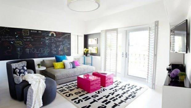 Cool Ideas Youth Living Rooms Lounge Teens