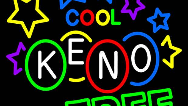 Cool Keno Neon Sign Games Signs Light