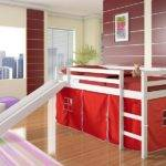 Cool Kids Bunk Beds Unforgettable Room Design Home Interior