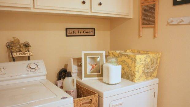 Cool Laundry Room Ideas Small