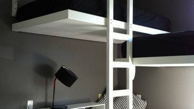Cool Loft Beds Small Rooms