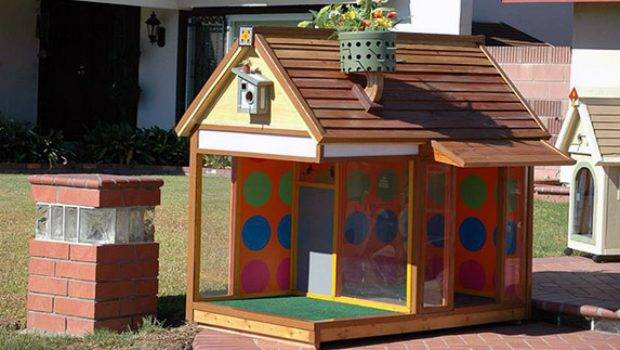 Cool Luxury Dog Houses Your Pooch
