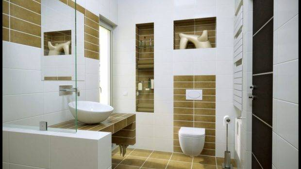 Cool Modern Bathroom Beauteous Bathrooms Small