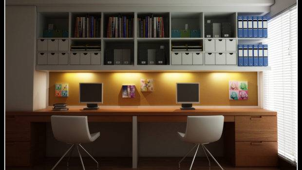Cool Modern Home Office Design Offices