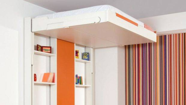 Cool Murphy Beds Small Apartment