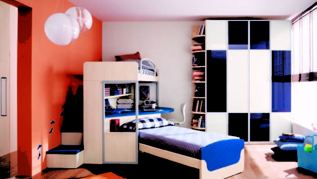 Cool Rooms Guys Bedroom Marvelous Room Designs
