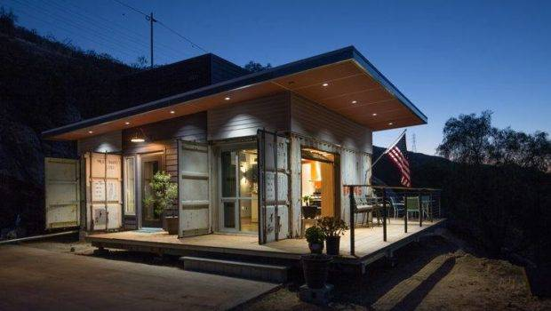 Cool Shipping Container Homes Might Make