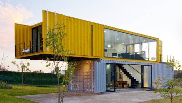 Cool Shipping Container Homes Youtube