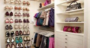 Cool Walk Closet Ideas Small