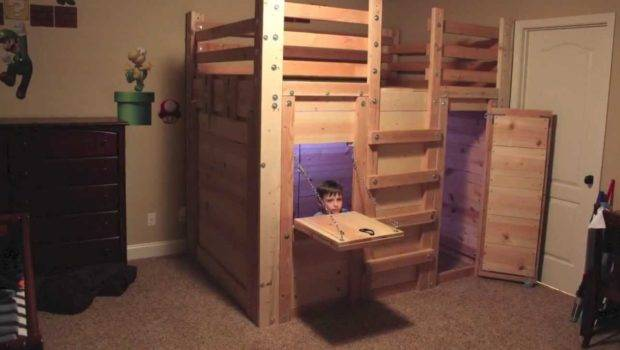 Coolest Bed Ever Youtube