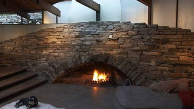 Coolest Fire Place Concept Have Ever Seen Would