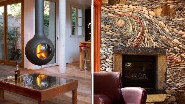 Coolest Fireplaces Ever Bored Panda