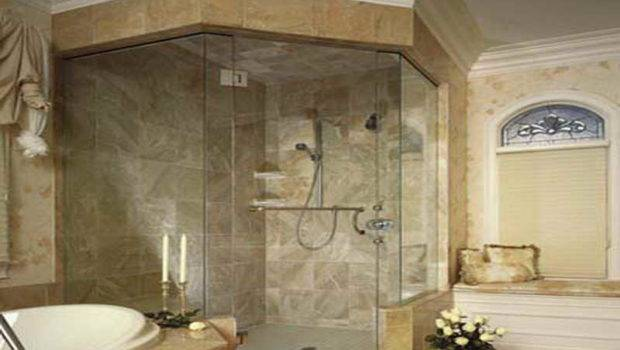 Corner Shower Doors Glass Solution Small Bathrooms