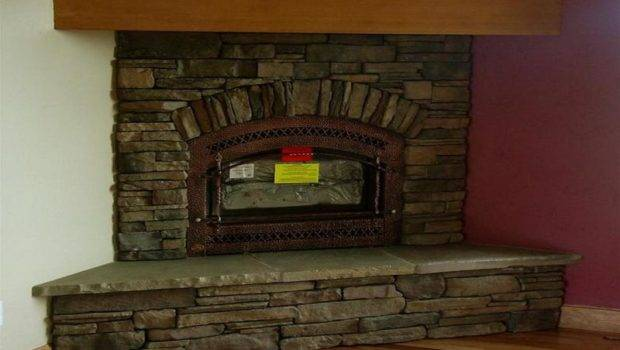 Corner Stone Fireplace Designs Bloombety