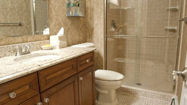 Cost Remodel Bathroom Ideas Small Bathrooms House