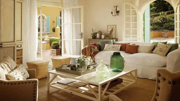 Cottage Decorating Style Country French