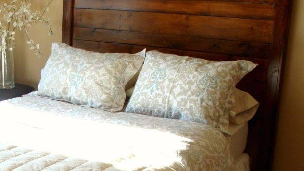 Cottage Love Look Headboard Knock Off Wood