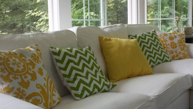 Couch Interior Decorating Tips New Pillows Sofa