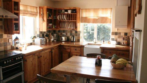 Country Farmhouse Kitchens Reclaimed Wood Furniture
