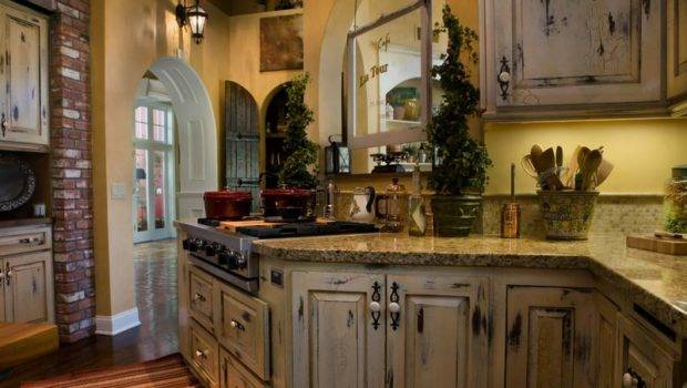 Country Kitchen Cabinets Afreakatheart
