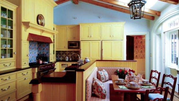 Country Kitchen Design Ideas Rustic Appearance Classic