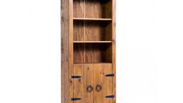 Countryhouse Two Door Bookcase Self Assembly Carran Furniture