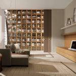 Cozy Contemporary Home Library Designs Hominic