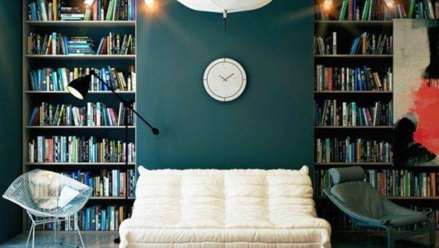 Cozy Round Reading Chairs Home Room