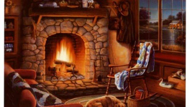 Cozy Warm Inside Autumn Chill Fireplaces