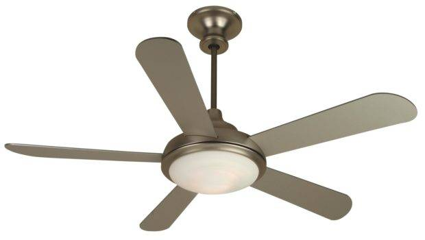 Craftmade Triumph Without Blades Ceiling Fan Brushed