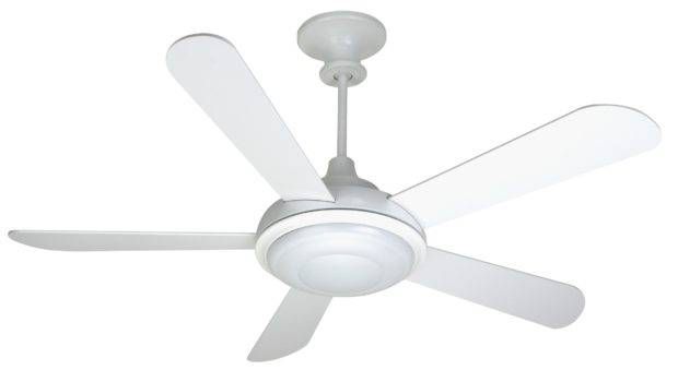 Craftmade Triumph Without Blades Ceiling Fan Gloss White