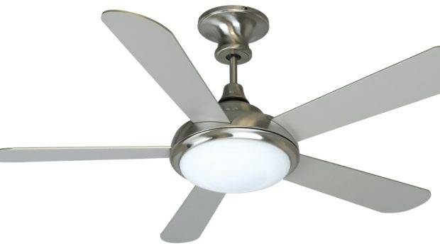 Craftmade Triumph Without Blades Ceiling Fan Stainless