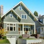 Craftsman Style Exterior Colors House