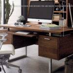Crate Barrel Clybourn Desk Gear Patrol