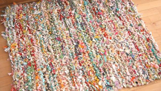 Crazy Mom Quilts One Way Knit Rag Rug