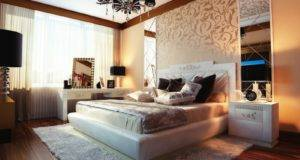 Cream Beige Bedroom Design Fur Rug White Sofa Amazing Olpos