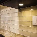 Cream Glass Subway Tile Outlet