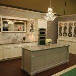 Cream Kitchen Cabinets Transitional Benjamin Moore Ivory