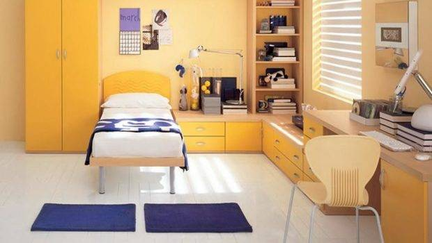 Create Cool Room Guys Yellow Color