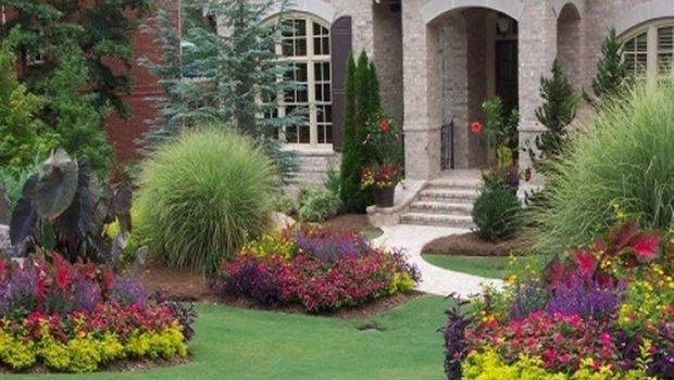 Create Front Yard Landscaping Designs
