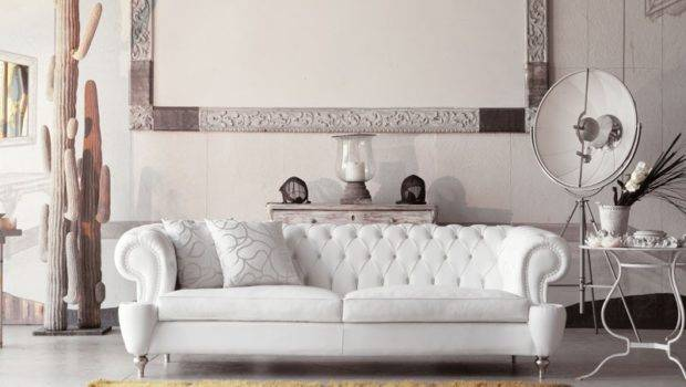 Creating Focal Point Beautiful Sofa Salome