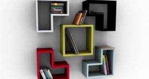 Creative Bookshelves Modern Modular Designs Ideas