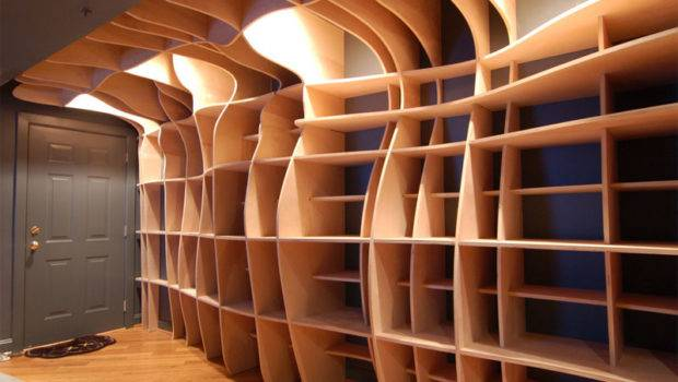 Creative Bookshelves Paradoxoff Planet