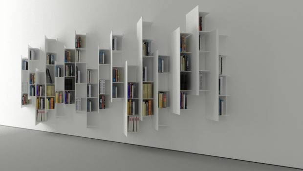 Creative Bookshelves Unexpected Design Decoholic