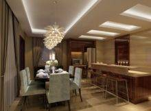 Creative Ceiling Lighting Design Dining Room Kitchen
