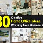 Creative Home Office Ideas Working Style Diy All