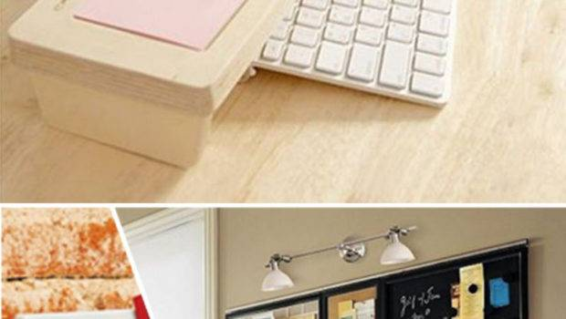 Creative Home Office Organizing Ideas Hative